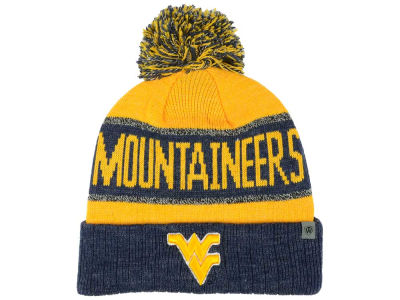West Virginia Mountaineers Top of the World NCAA Youth Below Zero Knit