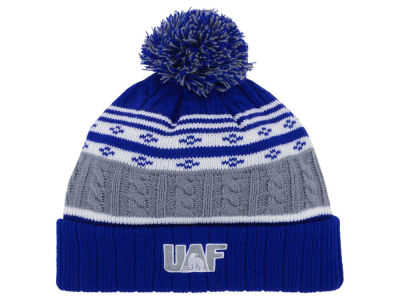 Alaska Fairbanks Nanooks Top of the World NCAA Altitude Knit