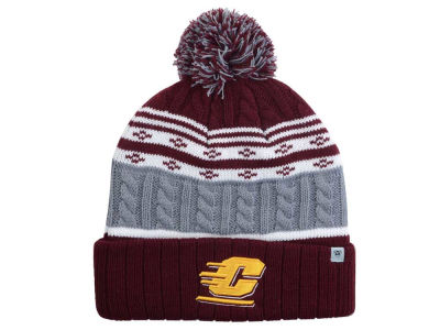 Central Michigan Chippewas Top of the World NCAA Altitude Knit