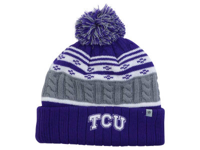 Texas Christian Horned Frogs Top of the World NCAA Altitude Knit
