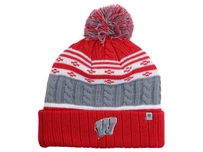 Wisconsin Badgers Top of the World NCAA Altitude Knit