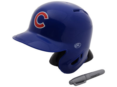 Chicago Cubs Jarden Mini Replica Helmet