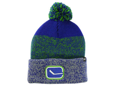 Vancouver Canucks '47 NHL '47 Static Cuff Knit