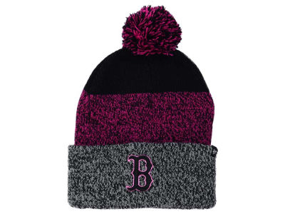 Boston Red Sox '47 MLB Women's '47 Static Pom Knit