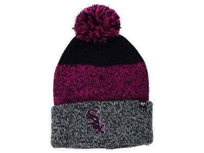 Chicago White Sox '47 MLB Women's '47 Static Pom Knit