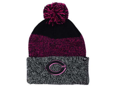 Cincinnati Reds '47 MLB Women's '47 Static Pom Knit