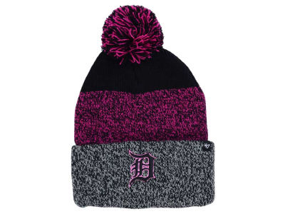 Detroit Tigers '47 MLB Women's '47 Static Pom Knit