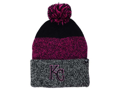 Kansas City Royals '47 MLB Women's '47 Static Pom Knit