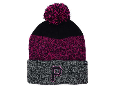 Pittsburgh Pirates '47 MLB Women's '47 Static Pom Knit