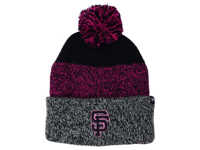 San Francisco Giants '47 MLB Women's '47 Static Pom Knit