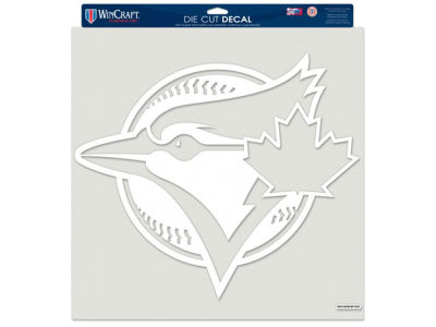 Toronto Blue Jays 17x17 Die Cut Decal