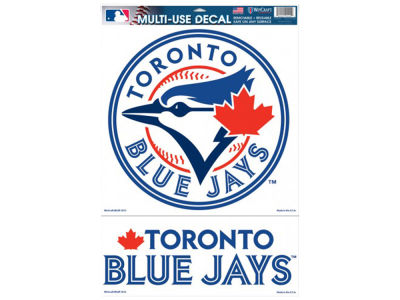 Toronto Blue Jays 11x17 Multi Use Decal