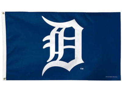 Detroit Tigers 3x5ft Flag
