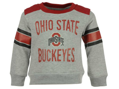 Ohio State Buckeyes Outerstuff NCAA Infant Birthright Crew Fleece