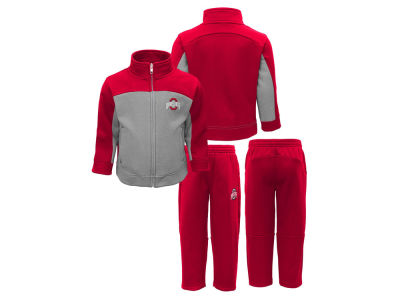 Ohio State Buckeyes Outerstuff NCAA Infant Ambit Pants Outfit