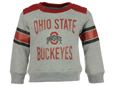 Ohio State Buckeyes Outerstuff NCAA Toddler Birthright Crew Fleece