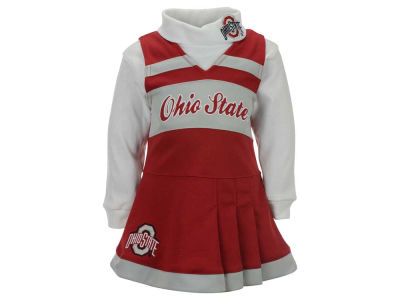 Ohio State Buckeyes Outerstuff NCAA Toddler Cheer Jumper