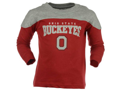 Ohio State Buckeyes Outerstuff NCAA Toddler Drafted Long Sleeve T-Shirt