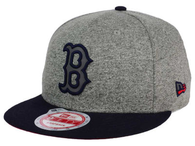 Boston Red Sox New Era MLB Americana 9FIFTY Snapback Cap