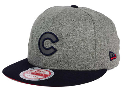 Chicago Cubs New Era MLB Americana 9FIFTY Snapback Cap