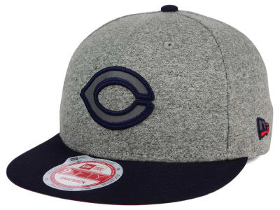 Cincinnati Reds New Era MLB Americana 9FIFTY Snapback Cap