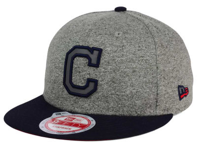 Cleveland Indians New Era MLB Americana 9FIFTY Snapback Cap