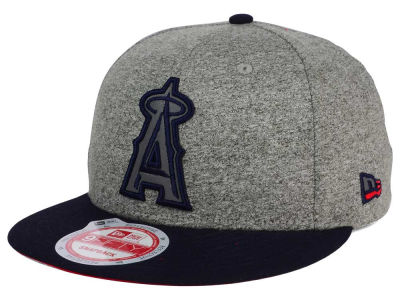Los Angeles Angels New Era MLB Americana 9FIFTY Snapback Cap