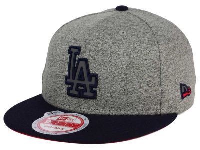 Los Angeles Dodgers New Era MLB Americana 9FIFTY Snapback Cap