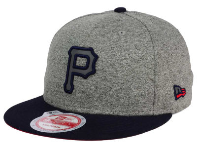 Pittsburgh Pirates New Era MLB Americana 9FIFTY Snapback Cap