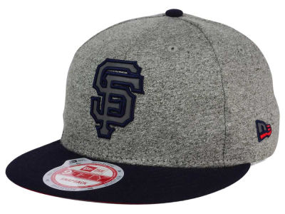 San Francisco Giants New Era MLB Americana 9FIFTY Snapback Cap