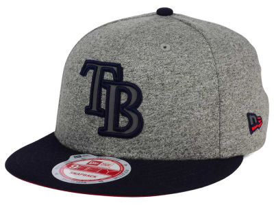 Tampa Bay Rays New Era MLB Americana 9FIFTY Snapback Cap