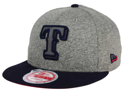 Texas Rangers New Era MLB Americana 9FIFTY Snapback Cap