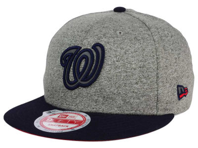 Washington Nationals New Era MLB Americana 9FIFTY Snapback Cap