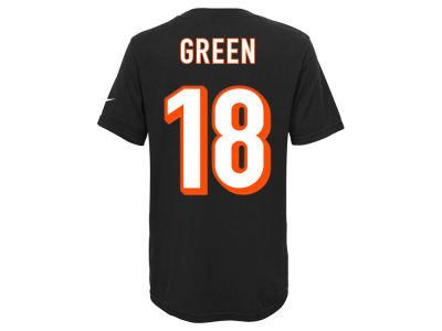 Cincinnati Bengals A.J. Green Nike NFL Youth Pride Name and Number T-Shirt