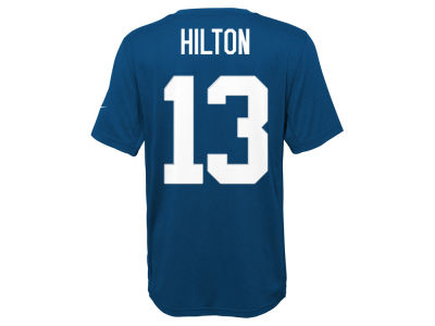 Indianapolis Colts T. Y. Hilton Nike NFL Youth Pride Name and Number T-Shirt
