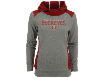 Outerstuff NCAA Youth Girls Ultimate Funnel Neck Hoodie