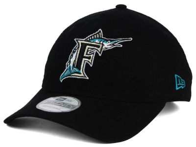Florida Marlins New Era MLB Relaxed 9TWENTY Cap