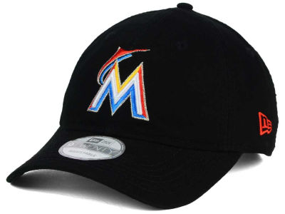 Miami Marlins New Era MLB Relaxed 9TWENTY Cap