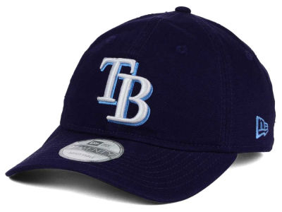 Tampa Bay Rays New Era MLB Relaxed 9TWENTY Cap