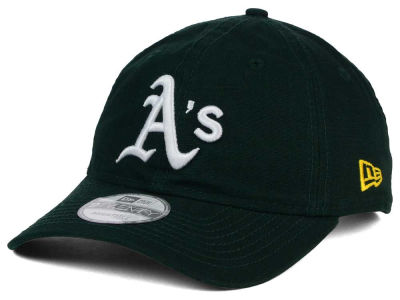 Oakland Athletics New Era MLB Relaxed 9TWENTY Cap