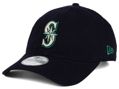 Seattle Mariners New Era MLB Relaxed 9TWENTY Cap