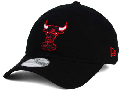 Chicago Bulls New Era NBA HWC Relaxed 9TWENTY Cap