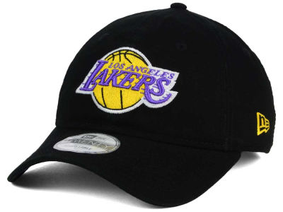 Los Angeles Lakers New Era NBA HWC Relaxed 9TWENTY Cap