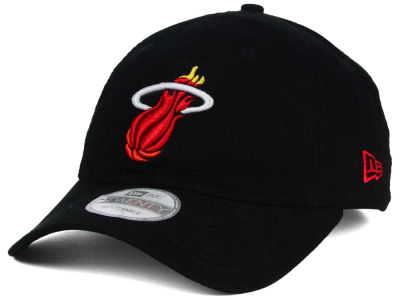 Miami Heat New Era NBA HWC Relaxed 9TWENTY Cap