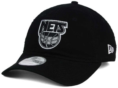 New Jersey Nets New Era NBA HWC Relaxed 9TWENTY Cap