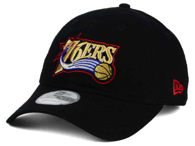 Philadelphia 76ers New Era NBA HWC Relaxed 9TWENTY Cap
