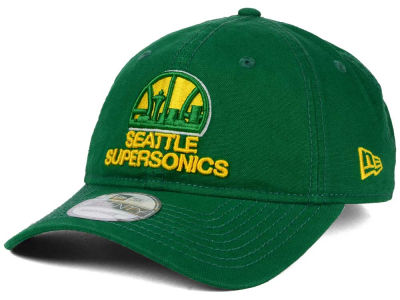 Seattle SuperSonics New Era NBA HWC Relaxed 9TWENTY Cap