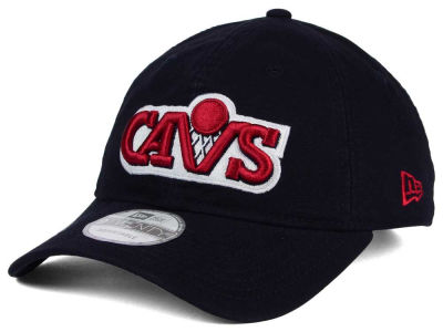 Cleveland Cavaliers New Era NBA HWC Relaxed 9TWENTY Cap