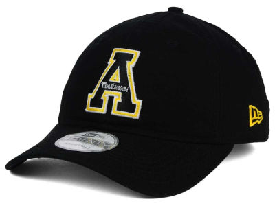 Appalachian State Mountaineers New Era NCAA Relaxed 9TWENTY Cap