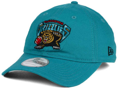 Vancouver Grizzlies New Era NBA HWC Relaxed 9TWENTY Cap